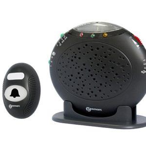 Amplicall 20 . Sonnette et amplificateur de sonnerie sans fil