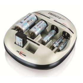Chargeur de piles Energy 8 Plus-Ansmann