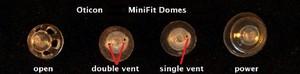 DOMES MINIFIT POWER OTICON Blister de 10